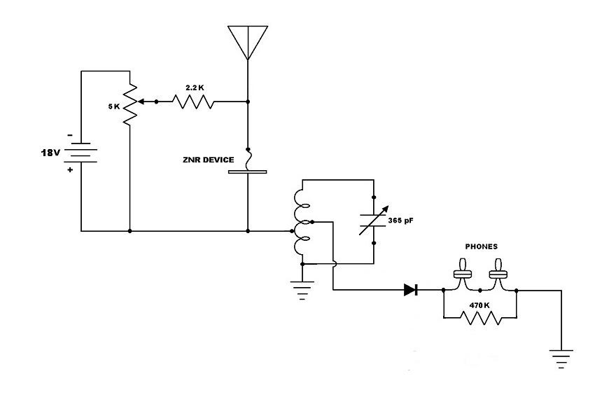 tunnel diode receiver circuit wiring diagram for light switch \u2022 whirlpool refrigerator diagram negative resistance rh robsradioactive com tunnel diode crystal radio tunnel diode operation